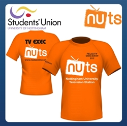 Picture of Nuts Exec Tee 2011-12