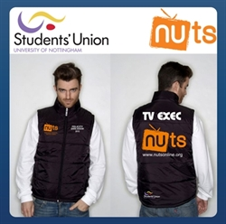 Picture of Nuts Exec Gilet 2011-12