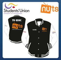 Picture of Nuts Exec College Jacket 2011-12
