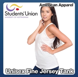 Picture of Unisex Fine Jersey Tank