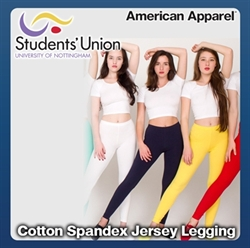 Picture of Cotton Spandex Jersey Legging