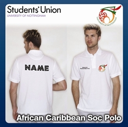 Picture of African Caribbean Polo Shirt