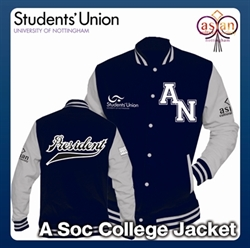 Picture of ASoc College Jacket