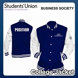Picture of Business Society Committee College Jacket