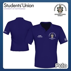 Picture of Dietetic and Nutrition Society Polo SB Crest