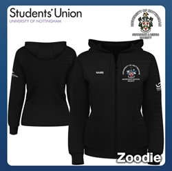 Picture of Dietetic and Nutrition Society Zoodie UNI Crest