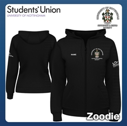 Picture of Dietetic and Nutrition Society Zoodie SB Crest