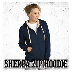Picture of Sherpa zoodie