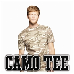 Picture of Camo Tee