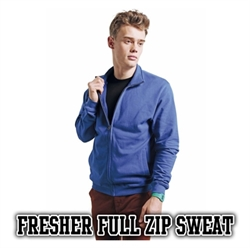 Picture of JH047 - Fresher Full Zip Sweat