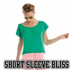 Picture of B858F - Short Sleeve Bliss