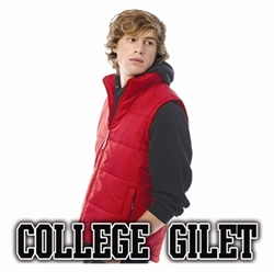Picture of College Gilet