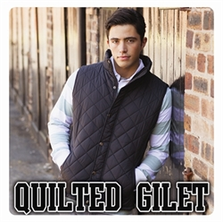 Picture of Quilted Gilet