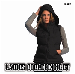 Picture of Ladies College Gilet