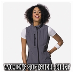 Picture of Women's Softshell Gilet