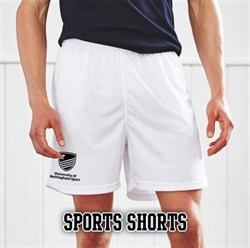 Picture of University of Nottingham Sports Shorts