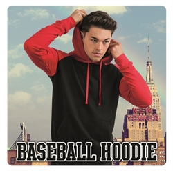 Picture of JH009 Baseball hoodie