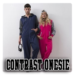 Picture of Contrast Onesie