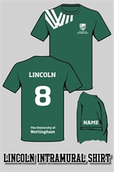 Picture of Lincoln Hall Shirt