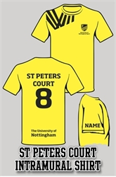 Picture of St Peters Court Hall Shirt