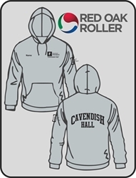 Picture of Cavendish Hall Hoodies