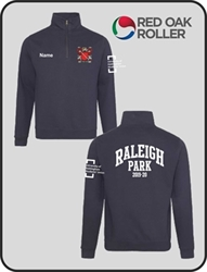 Picture of Raleigh Park  Sophomore Quarter Zip