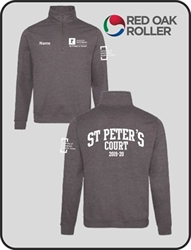 Picture of St Peters Court Sophomore Quarter Zip