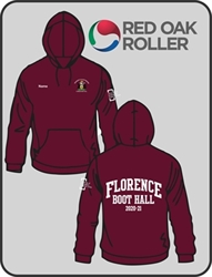 Picture of Florence Boot Hall Hoodies