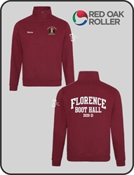Picture of Florence Boot Hall Sophomore Quarter Zip