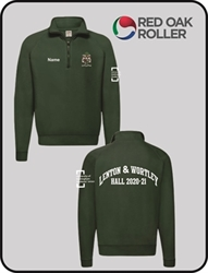 Picture of Lenton & Wortley Sophomore Quarter Zip