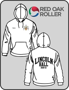 Picture of Lincoln hall Hoodies