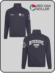 Picture of Riverside Point Sophomore Quarter Zip