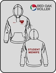 Picture of Student Midwife Hoodies